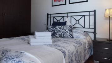 tweepersoons bed slaapkamer 2