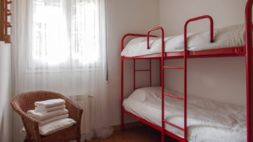 Stapelbed slaapkamer 3