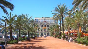 boulevard Lloret de Mar